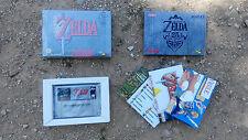 Zelda en Castellano de Snes, edición 25ª Aniversario PLATEADA