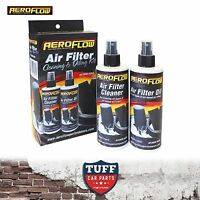 Aeroflow Air Filter Cleaner Cleaning Oil Kit for Washable Cotton Air Filter New