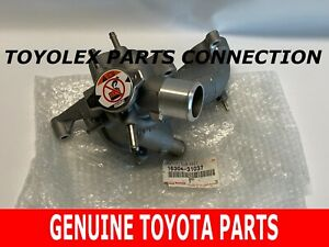 NEW GENUINE TOYOTA/LEXUS FACTORY OEM THERMOSTAT OUTLET 16304-31037