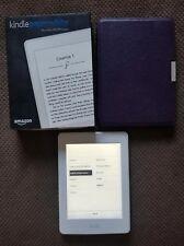 "Amazon Kindle Paperwhite (7th Generation) 6"" Wi-Fi E-Reader - White"