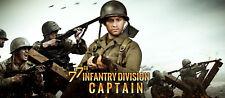 "DiD ""Sam"" WW2 US Army Captain 77th I.D. Hacksaw Ridge Sam Worthington 1/6 scale"
