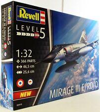 REVELL 1:32 03919 Dassault MIRAGE III E aeromodellismo KIT
