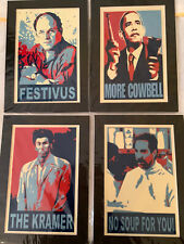 Seinfeld Poster Cards ( Set of 4)