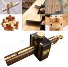 8 inch Marking Gauge Wood Scribe Mortise Gauge With Brass Screw Measuring Tool