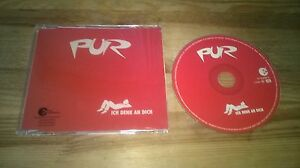 CD Pop Pur - Ich denk an Dich (4 Song) MCD EMI MUSIC sc