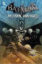 Batman: Arkham Unhinged Volume 4 HC by Karen Traviss (Hardback, 2014)