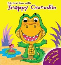 Very Good, Hand Puppet Crocodile. Story book for interactive reading (Igloo), Ig