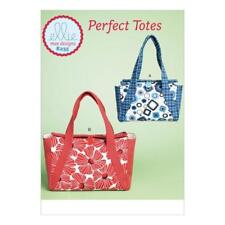 Kwik Sew Sewing Pattern  K235 Shopping Craft Lined Bags Totes 2 Inside Pockets