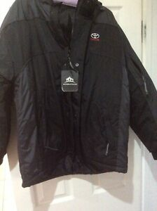 NWT Ladies Stormtech Jacket Size M Toyota Logo