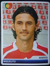 Panini 220 Miguelito SL Benfica UEFA CL 2006/07