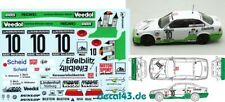 "1/43 Decal BMW M3 E36 Coupe ""Eifelblitz"" Sieger 24h Nürburgring 1996 Winner"