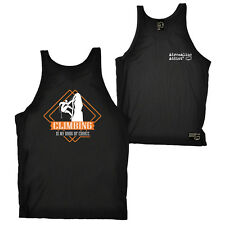 Fb Rock Climbing Vest - Drug Of Choice Climbing - Novelty Bella Singlet Top