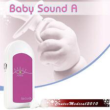 Home Care Easy Use Baby Prenatal Fetal Doppler Heart Monitor Babysound A Fhr