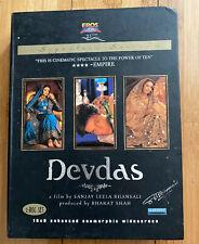 Devdas [DVD] -  Signature Series Box Shahrukh Khan