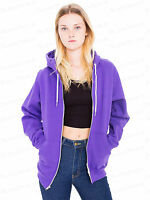 Ladies Girl NEW PLUS SIZE Zip Up Sweatshirt Hooded Hoodie Coat Jacket Top S-5XL