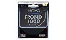 Hoya Prond 1000 - filtro de colores negro
