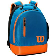 Wilson Junior Backpack - Blue/Orange