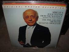 ORMANDY / SIBELIUS four legends from kalevala ( classical ) MFSL