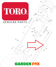 Genuine Toro 20332 4036000-404319999 Traction Wheel Drive CLUTCH CABLE 115-8435