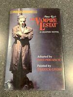 THE VAMPIRE LESTAT Graphic Novel HB INNOVATION 1st Ed Nov 1991 Daerick Gross ART