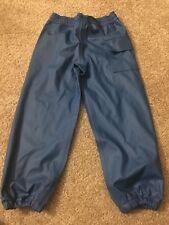 Hatley Splash Pants navy blue 5 NWT