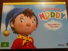 Make Way for Noddy Box Set - Region 4