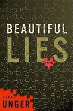 Beautiful Lies (Ridley Jones, Book 1) ( Unger, Lisa ) Used - VeryGood