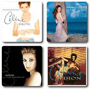 Celine Dion 4 Piece Coaster Set