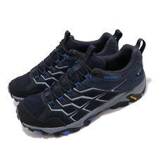 Merrell Moab FST 2 GTX Navy Roack Gore-Tex Men Outdoors Hiking Shoes J034211
