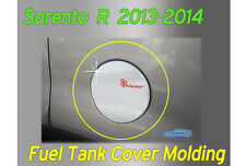 Chrome Fuel Gas Tank Cover Cap Garnish Molding 1p for KIA Sorento 2013~ 2015