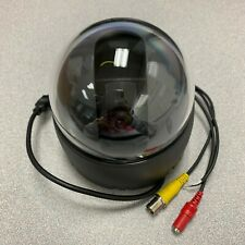 """Black Dome 1/3"""" SONY Super HAD Fixed Lens High Resolution Color CCD Camera"""