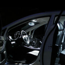 2 ampoules à LED navette  éclairage plafonnier blanc Fiat Punto Grande Punto Evo