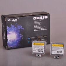 2x GENUINE OEM OSRAM XENARC 66340 D3S Xenon BULBS HID HEAD LIGHT LAMP 6000K