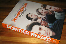FootPrints: Inside Story of Aust's Best Loved Band POWDERFINGER. sc Dino Scateno