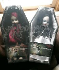 Living Dead Dolls Scary Tales Snow White Evil Stepmother Queen Set Mip