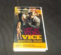 Vegas Vice VHS Pal Shannon Tweed Sam Jones Joey Travolta