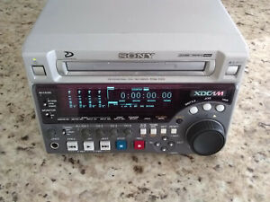 Sony PDW-1500 XDCAM DVCAM Recorder and Player SDI to HDMI