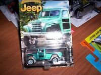 JEEP WILLYS 4X4 - MATCHBOX - 1/55