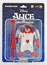 Medicom UDF-294 Ultra Detail Figure Alice in Wonderland Trump Figure