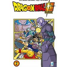 DRAGON BALL SUPER 2 - MANGA STAR COMICS - NUOVO
