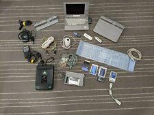 Toshiba Libretto 100CT/2.1 running Windows ME