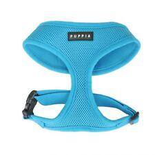 Arnes perro suave azul M soft harness Puppia
