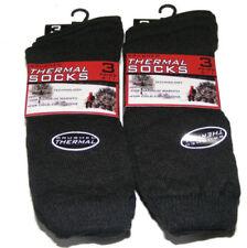 Calcetines de hombre negro sin marca