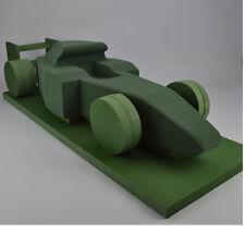 OASIS FOAM 3D FORMULA 1 CAR FUNERAL TRIBUTE.FLORAL/FLORISTRY SKU 4013