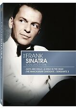 FRANK SINATRA COLLECTION 4 DVD SET Guys and Dolls / Hole In The Head & MORE.