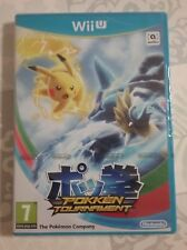 Jeu Nintendo Wii U POKEMON Pokkén Tournament  Neuf