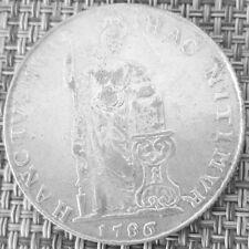 1786 Niederländisch Ostindien Gelderland 3 Gulden Silber