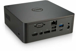DELL TB16 Thunderbolt Dock MLK with 180W Adapter