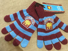 West Ham Kids Gloves NWT