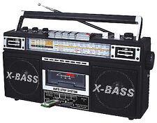 Radio & Cassette Tape Converter Recorder to Digital Mp3 on Usb/sd Player Sw1